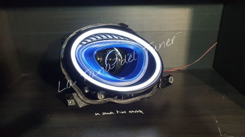 500-500-abarth-restyling-for-halogen-version-blue-cover-and-led-strip-lenticulars